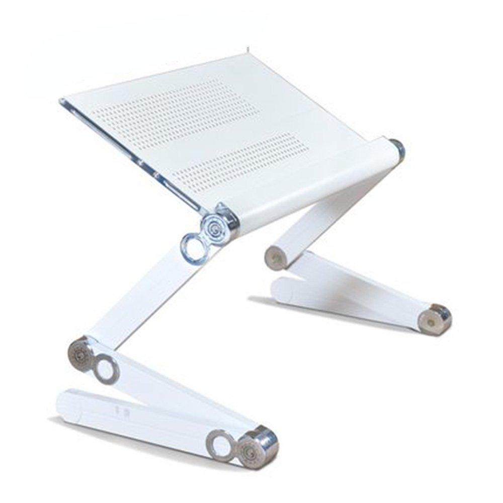 ZZHF Ordinateur portatif à la mode Lit Table pliante paresseuse Soulever un bureau d'apprentissage simple Table