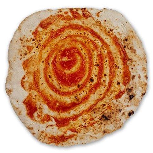 Petra Mora - Masa de pizza gourmet Rossa 33 cm 230 g: Amazon.es: Alimentación y bebidas