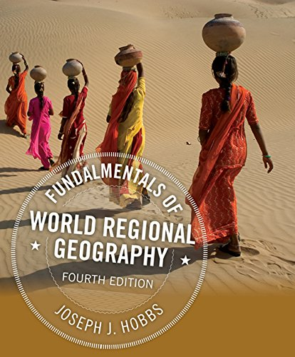 1305578260 - Fundamentals of World Regional Geography