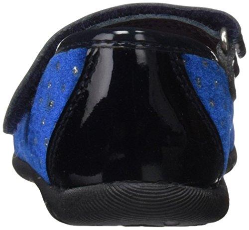 Pablosky Mädchen 019929 Mary Jane Halbschuhe Blau (Blau)