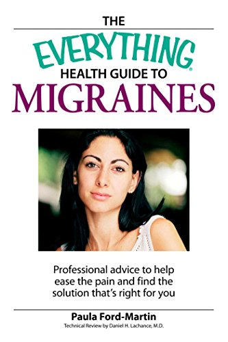 Everything Health Guide Migraines Professional ebook product image