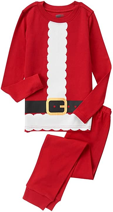 Crazy 8 Boys Big Elf Graphic Tight-fit Sleepwear