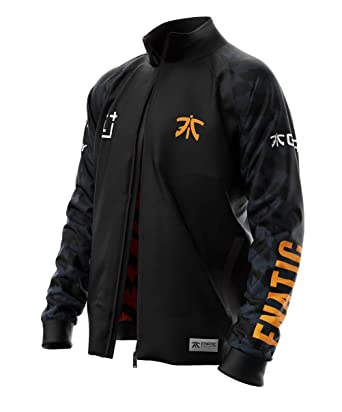 Fnatic Player Pro Wear Jacket 2019 (Esports Fan Merch) at ...