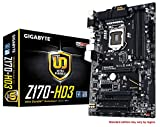 Gigabyte LGA 1151 Z170 HDMI 2-Way CrossFire ATX DDR4 Motherboards GA-Z170-HD3