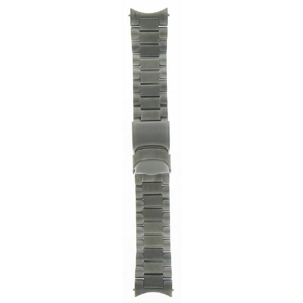 Luminox 22mm Black Stainless Steel Band 1820/1840 Series by Luminox (Image #1)