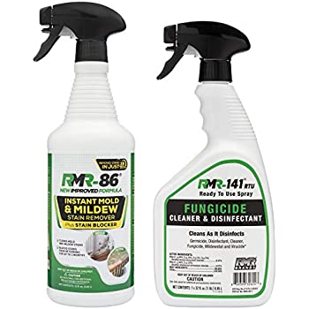 Amazon RMR 86 Instant Mold Stain & Mildew Stain Remover 32 oz