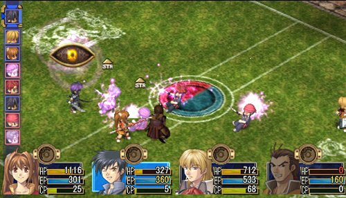 The Legend of Heroes: Trails in the Sky - Sony PSP by Xseed Games (Image #5)