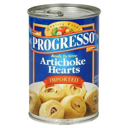Progresso Artichoke Hearts 14 Oz (Pack of 3)