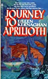 Front cover for the book Journey to Aprilioth by Eileen Kernaghan