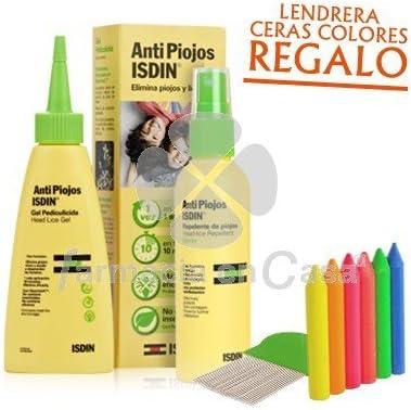 Pack anti piojos ISDIN: Amazon.es: Belleza