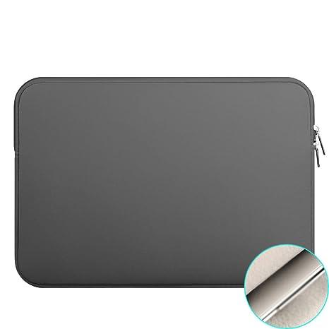 ZiXing 13.3 pulgadas Bolsa para Ordenador Portatil Estuche Netbook Funda Laptop Ultrabook Caso para Macbook Pro