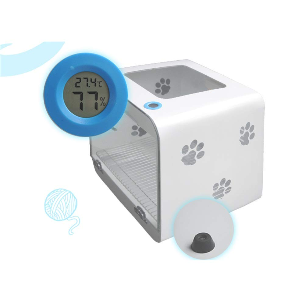 Amazon.com : Ryan Pet Drying Box, Bath Blowing Cloth Doll Cat Dryer Water Blowing Machine : Pet Supplies