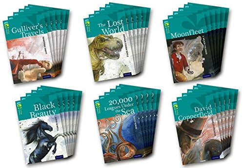 Oxford Reading Tree TreeTops Classics: Level 16: Pack of 36 PDF