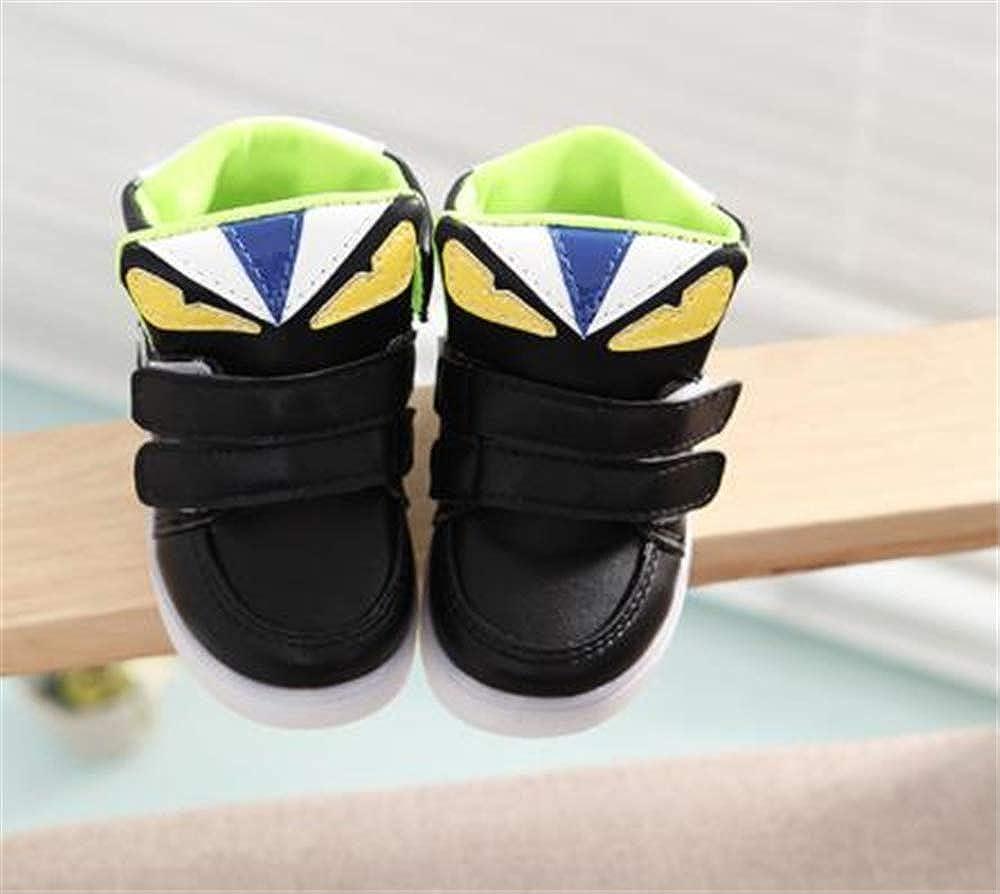 unyielding1 Little//Big Kids LED Light up Running Shoes Boys Girls Flashing Sneakers