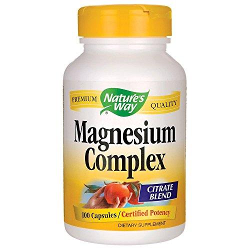 (Magnesium Complex 500mg Nature's Way 100 Caps )