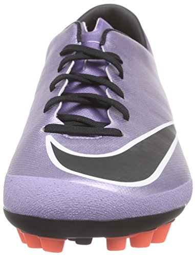 Scarpe Da Calcio Nike Mercurial Victory V Ag-r Mens 717140 Tacchetti Da Calcio (us 7.5, Viola - Violett (violett / Orange 580)