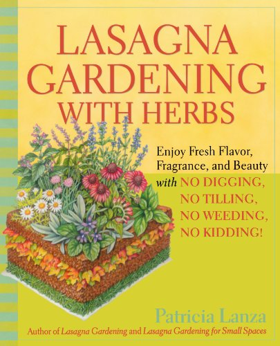 Patricia lanza author profile news books and speaking inquiries - Lasagna gardening in containers ...