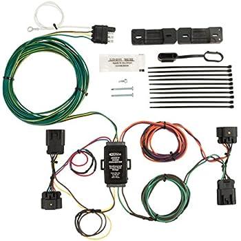 hopkins 56103 plug-in simple towed vehicle wiring kit