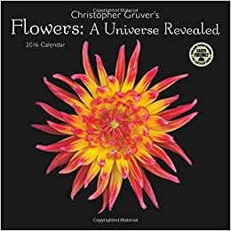 flowers 2016 wall calendar by christopher gruver 2015 07 22