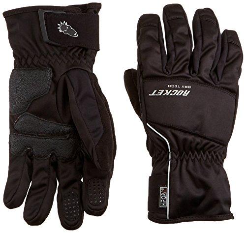 Joe Rocket Ballistic 7.0 Men's Cold Weather Motorcycle Riding Gloves (Black, X-Large) by Joe Rocket