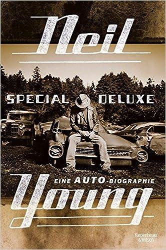 Special Deluxe: Amazon.de: Neil Young, Guntrud Argo, Michael Kellner ...