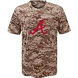 Atlanta Braves Youth Camouflage T-shirt