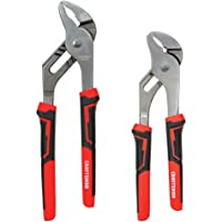 CRAFTSMAN Pliers, 8 & 10-Inch, 2-Piece Groove Joint Set (CMHT82547)