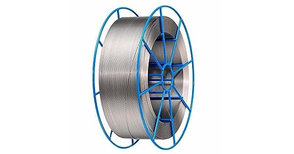 Amazon.com: Acero inoxidable MIG Wire – 308LSi – 0.031 inch ...