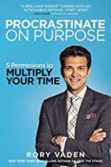Rory Vaden (Take the Stairs) brings his high-energy approach and can-do spirit to the most nagging problem in our professional lives: stalled productivity. Whether we're overworked, organizationally challenged, or have a motivation issue that's holdi...