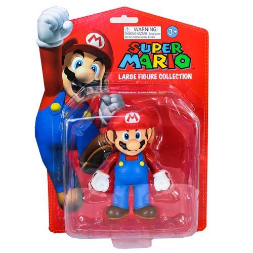 Super Mario: Mario 5 Inch Action Figure (Series - Figures 5 Inch Mario