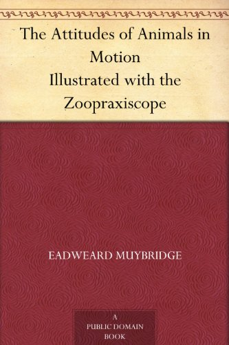 The Attitudes of Animals in Motion Illustrated with the Zoopraxiscope