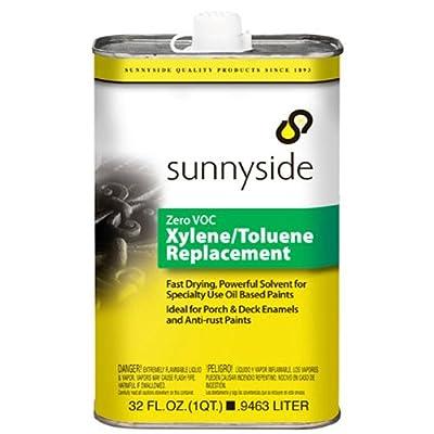 SUNNYSIDE CORPORATION 47432 1-Quart Xylol/Toloul Solvent