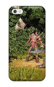 Keyi chrissy Rice's Shop Quality Case Cover With Fable Legends Nice Appearance Compatible With Iphone 5/5s