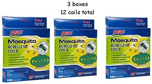 pic mosquito repellent coils - 2