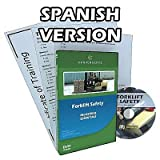 Training Forklift Safety DVD Spanish