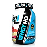 BPI Sports Whey-HD Ultra Premium Whey Protein Powder - Best Reviews Guide