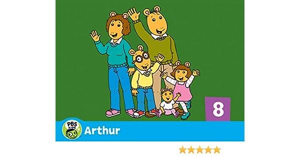 Amazon com: Watch Arthur Season 8 | Prime Video