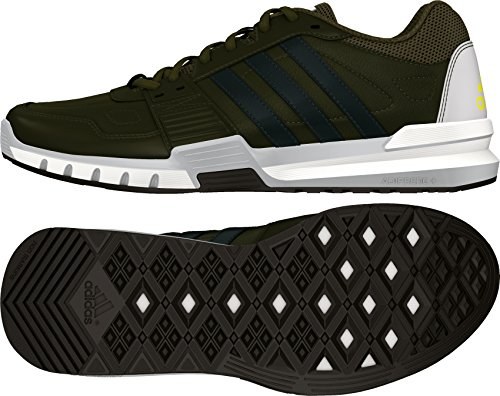 adidas Essential Star .2, Men Sneakers Gris (Griuti / Griosc / Ftwbla)