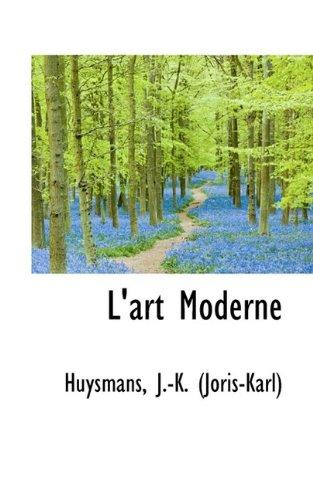 L'art Moderne pdf