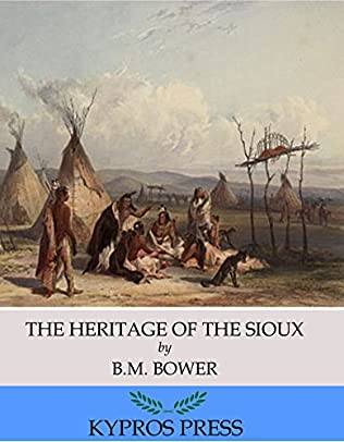 book cover of The Heritage of the Sioux