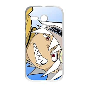 Motorola G phone cases White SOUL EATER fashion cell phone cases YRTE0203498