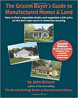 The Grissim Buyers Guide To Manufactured Homes Land How To Find