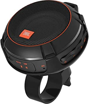 Jbl Wind Bike Portable Bluetooth Speaker With Fm Radio And Supports A Micro Sd Card Electronics