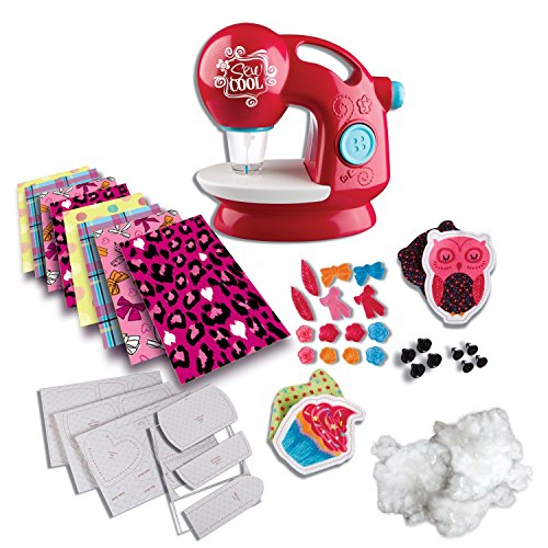 Perfect for First Time Sewing Experience Machine - Threadless Sewing Machine