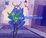 The Art of Monsters, Inc., , 0811833887