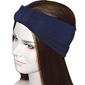 Women s Sweat Wicking Workout Headbands Head Wrap Best Looking Head Scarf  Headband for Sports or Fashion b761112069