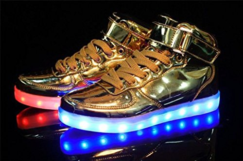 Serviette USB 7 LED Présents JUNGLEST Couleurs Baskets Chaussures Sneak Rechargeable Lumineuse Petite zqZxxXEw