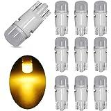 EverBright 10-Pack 194 Led Bulb Amber