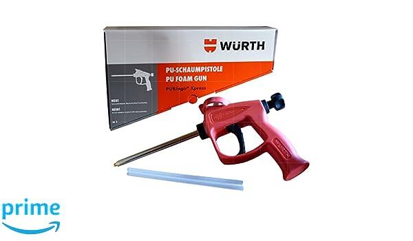 Würth PURlogic Xpress - Espuma de limpieza para espuma (1 kg de espuma): Amazon.es: Bricolaje y herramientas
