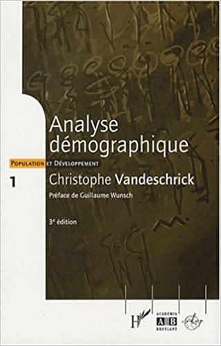 Read Analyse démographique pdf, epub ebook